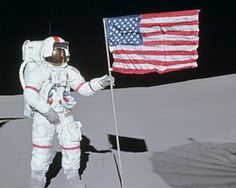 1961: Alumnus is First American in Space and in 1971 Walks on Moon  Alan Shepard, Class of 1941 from the Pine Beach, New Jersey campus, becomes first American in space in 1961. In 1971 he is our first alumnus to walk on the moon as the Spacecraft Commander of Apollo 14.