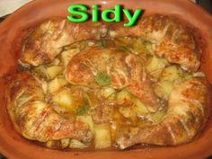 Pulpe in vas roman, cu cimbru si cu vin Carne, Roman, Meat, Chicken, Food, Wine, Essen, Meals, Yemek