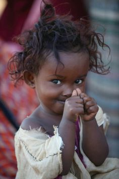 cute little Somali girl :)