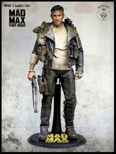 Mad Max figure - doesn't look like him though
