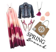"""Spring brunch!"" by briannalynnespanley ❤ liked on Polyvore"