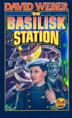 On Basilisk Station  Authors: David Weber Year: 2003-02-00 Publisher: Baen  Cover: David Mattingly