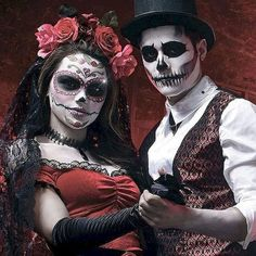 In this post, we've gathered 20 terrifying Halloween costumes for couples. Related articles with more Halloween photos: Inspire Halloween Costumes Scary Couples Halloween Costumes, Scary Halloween Costumes, Adult Halloween, Diy Costumes, Costume Ideas, Couple Costumes, Zombie Costumes, Halloween Zombie, Cheap Halloween