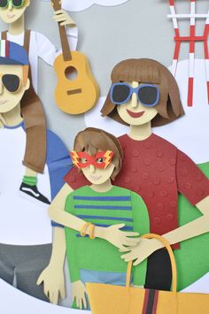 The Wermter Family by Chloé FLeury