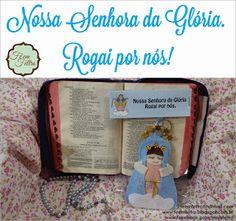 Fé em Feltro: Nossa Senhora da Glória