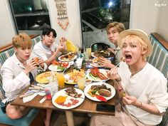 taehyung, namjoon, hoseok and jimin ( Seokjin, Namjoon, Hoseok, Bts Taehyung, Jhope, Bts Bangtan Boy, Bts Jimin, Jung Kook, Foto Bts