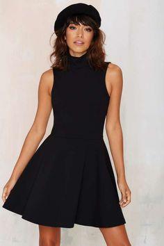 Nasty Gal Crush On You Cutout Dress