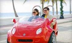 GW Tours – Downtown Huntington Beach