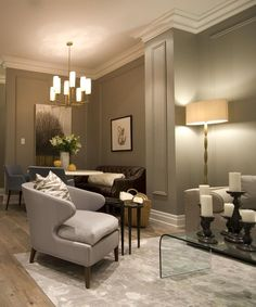 Find out what custom details can make the simplest of rooms more elegant . . .
