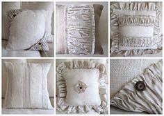 Pillows. Very Pretty!!