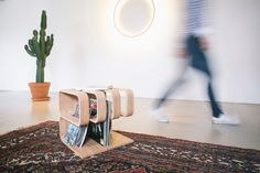 Woodieful Chair, meuble modulable par la marque slovène Woodieful - Journal du Design