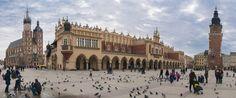 lugares para visitar na Cracóvia