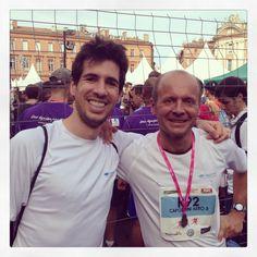Innovation still smiling :-) @pduboe (AÉRO 3) & @vincentjoset (AÉRO 1)