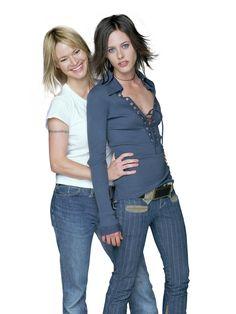 Leisha Hailey & Katherine Moennig