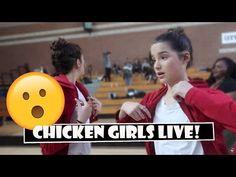 Chicken Girls Live (WK 379.2) | Bratayley - YouTube