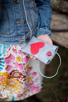 We Love to Sew by Annabel Wrigley for FunStitch Studio---A cute first sewing project for kids?