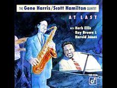 Gene Harris & Scott Hamilton Blues For Gene