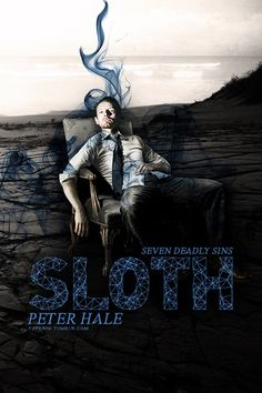 Teen Wolf Seven Deadly Sins- Sloth