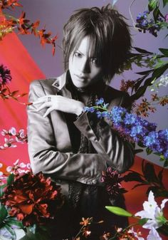 Shou- alice nine, JUST TO GAZE IN THOSE BEAUTIFUL EYES MAKES ME HAPPY! TO WARM MYSELF WITH THAT SWEET SMILE, AND DREAM OF YOU AT NIGHT WHEN THE MOON AND STARS SHINE!