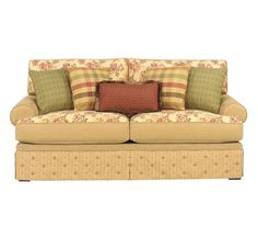 Rose Cliff Collage Sofa by Craftmaster - Home Gallery Stores
