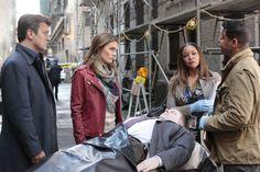 #Castle: episódio tem como vítima advogado de defesa