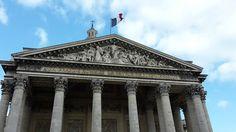 Le Panthéon Louvre, Paris, Building, Travel, Construction, Montmartre Paris, Trips, Traveling, Tourism