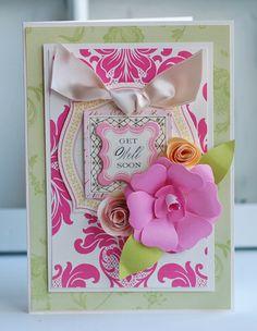 Anna Griffin's Cardmaking Gallery - #diy inspiration