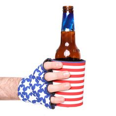Suzy Kuzy Beer Mitt, $15, now featured on Fab.