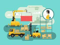 Warehouse Logistics Concept Design