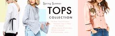 TOPS COLLECTION Creative Banners, Cute Banners, Sale Banner, Web Banner, Slider Web, Facebook Cover Design, Fashion Banner, Social Media Design, Facon