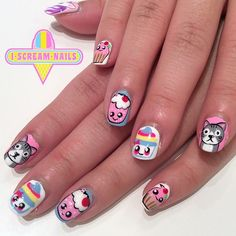 I scream nails melbourne nail art sydney nail art nails tomorrow and saturday is 10 off all nail appointments tomoz and saturday email us melbournesydneymanicurepsnailart prinsesfo Gallery
