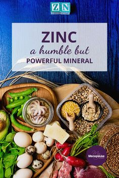 Benefits of Zinc   Learn why this hardworking mineral is known to be humble but powerful. When should I take zinc? // What is zinc good for? // Benefits of zinc sexually #HumbleZinc #PowerfulMineral #BenefitsOfZinc Supplements For Anxiety, Supplements For Women, Natural Supplements, Foods High In Zinc, Zinc Rich Foods, Zinc Deficiency Symptoms, Health News Articles, Health Tips, Zinc Benefits