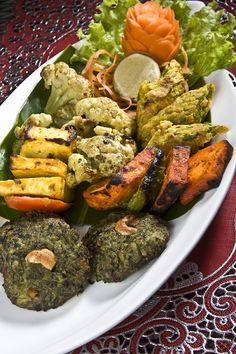 Vegetarian Healthy Food
