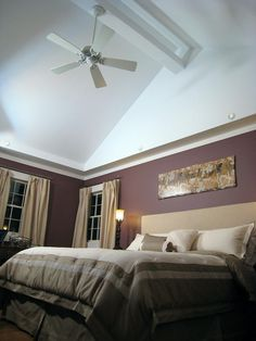two tone vaulted wall - Google Search