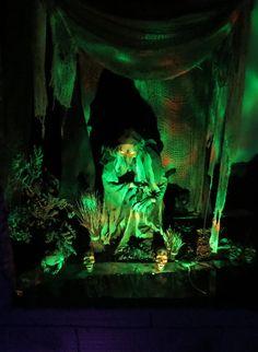 Swamp Hag Rising, Halloween 2014