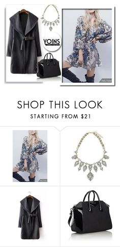 """""""Yoins 5"""" by april-lover ❤ liked on Polyvore featuring Givenchy and yoins"""