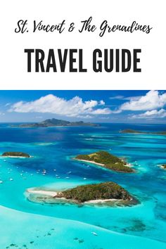 Travel guide that provides you with the best beaches and activities on St. Vincent & The Grenadines. This laid back exotic island is home to lush tropical rainforests and white sand beaches. #stvincent #thegrenadines #whitesandbeach #paradise #caribbean #travel #stvincentandthegrenadines #bucketlist #wanderlust #travelguide #traveltips #traveldestinations Caribbean Vacations, Dream Vacations, Rainforests, White Sand Beach, Amazing Adventures, Grenadines, Travel Around The World, Trinidad, Lush