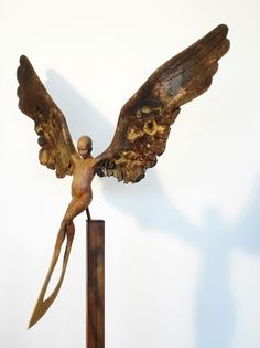Original bronze sculpture by Jesus Curia Perez - Paris Art Web