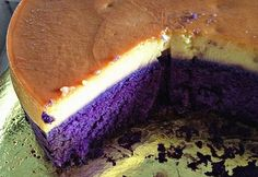 My favorite reinvented Philippine dessert is the leche flan-ube cake - a combination of my 2 favorite PH desserts. Top 10 Reinvented Filipino Desserts and Kakanin by SPOT. Filipino Dishes, Filipino Desserts, Asian Desserts, Filipino Recipes, Filipino Food, Pinoy Food, Filipino Culture, Ube Recipes, Dessert Recipes