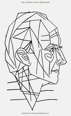 Eluard by Picasso