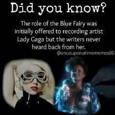 Uh yeah.... I definitely like the actress who plays Blue better than Gaga!