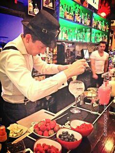 @sikkimgin  en Café Dubai #Logroño