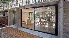Besonias Almeida Arquitectos | Casa Katz - Besonias Almeida Arquitectos