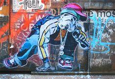 Storm Trooper Rapper #graffiti #streetart