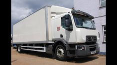 RENAULT D 18 - 2015 (15) EURO 6 - 2015 (15) Box Sleeper Used Trucks For Sale, Roller Shutters, Commercial Vehicle, Euro, Box, Blinds, Snare Drum