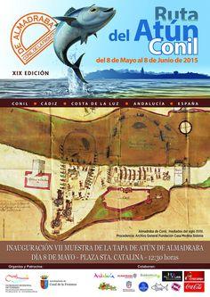 awesome Ruta del Atún Conil, 8. Mai bis 8. Juni 2015