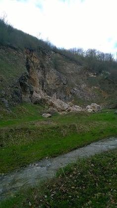 landscape escarpment