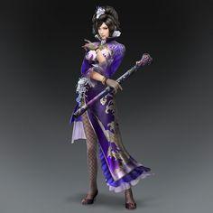 Zhenji & Weapon (Wei Forces)