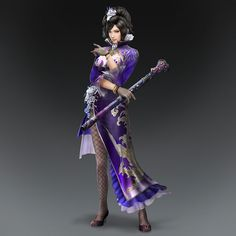 Zhenji & Weapon (Wei Forces)