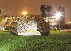The Best Student Design-Build Projects Worldwide 2016,Pectus, Módulo Autosuficiente (Pontificia Universidad Católica del Perú). Image Courtesy of Samantha Segura Martel